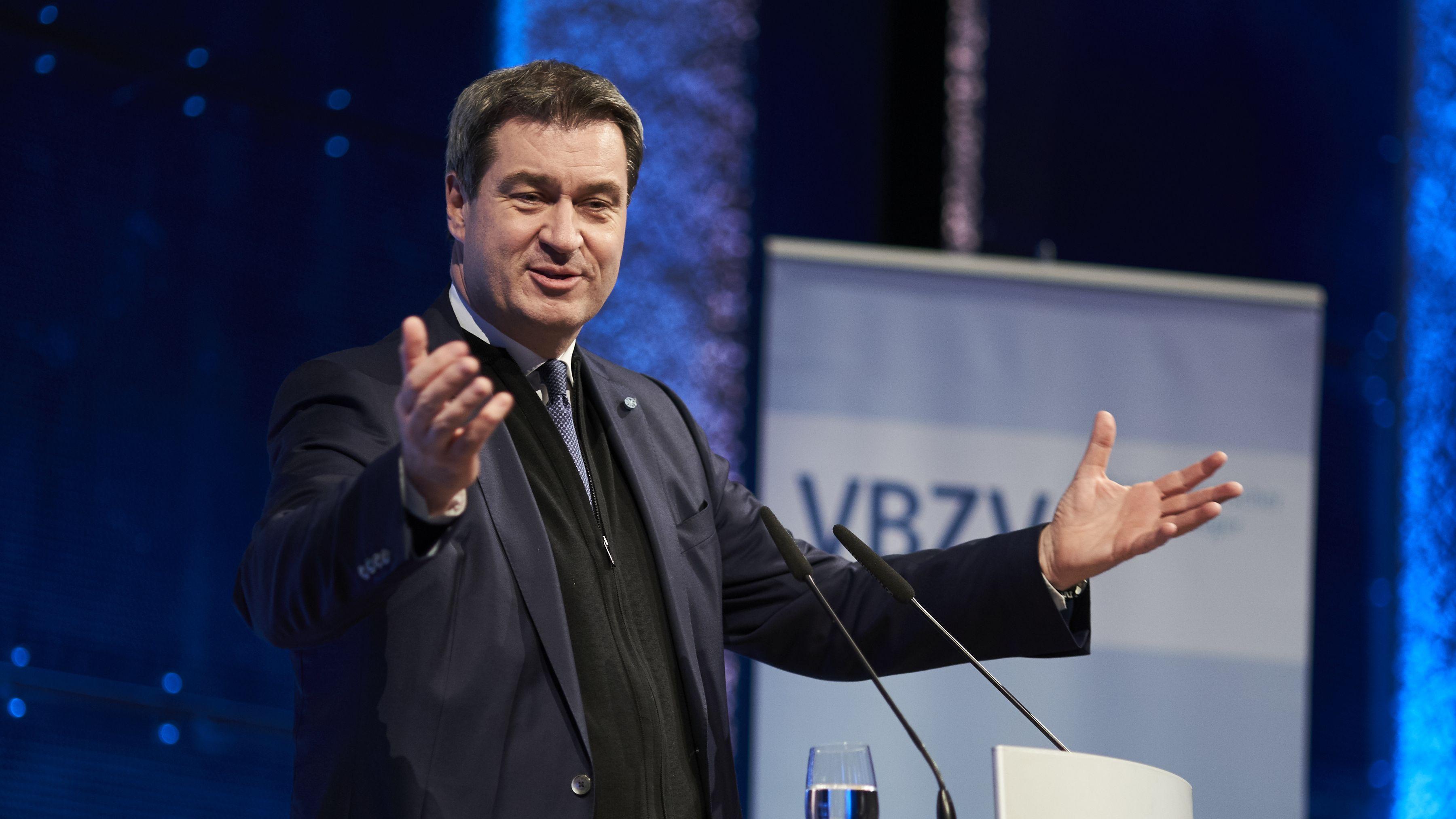 Vorstoß von Markus Söder: Bayern will nationale Medienplattformen fördern