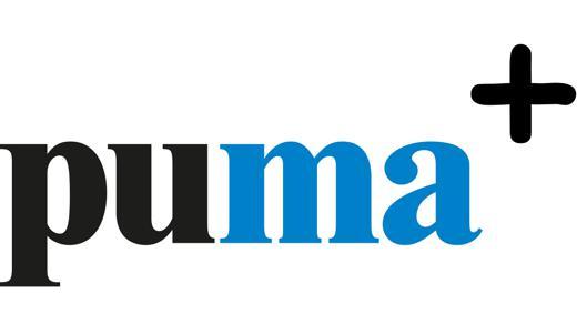 PUMa plus Logo
