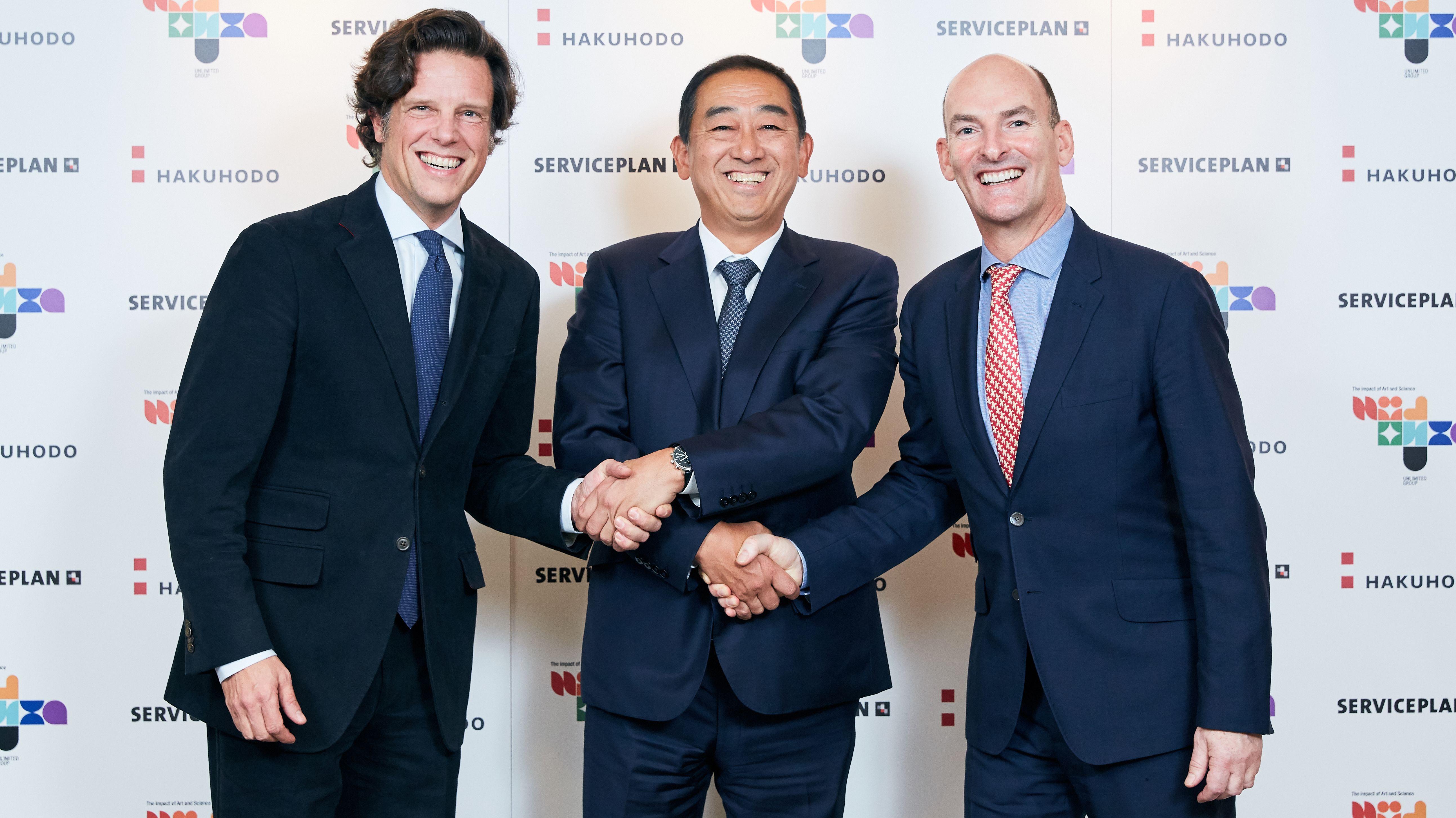 Internationalisierung: Serviceplan verbündet sich mit Hakuhodo