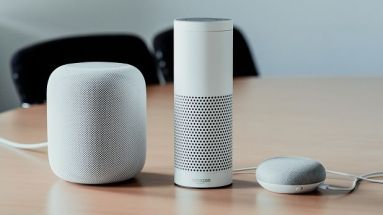 Apples HomePod, Amazons Echo und Googles Home kämpfen um die Smart-Speaker-Krone