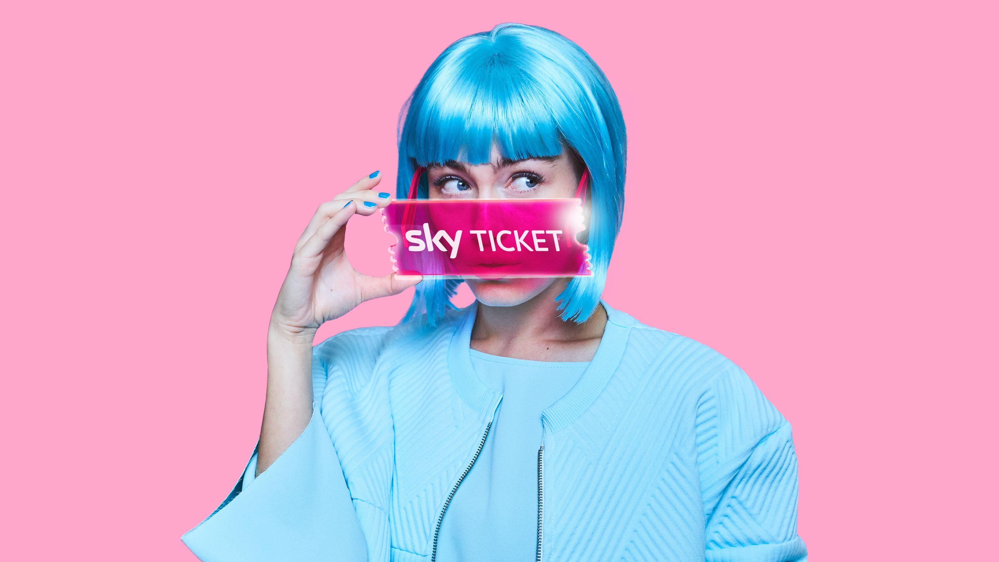 Sky Ticket: So bunt inszeniert Serviceplan Campaign X das Streaming-Angebot