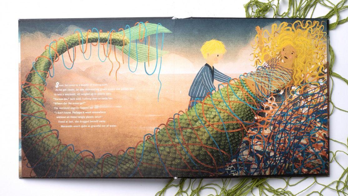 """""""The Day The Ocean Went Away"""": Mit diesem Kinderbuch will Volvo die Ozeane retten"""