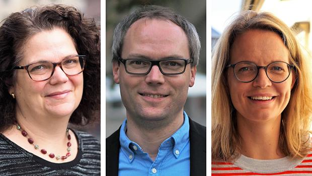 Wiebke Frohne, Daniel Feldhaus, Thale Fleming