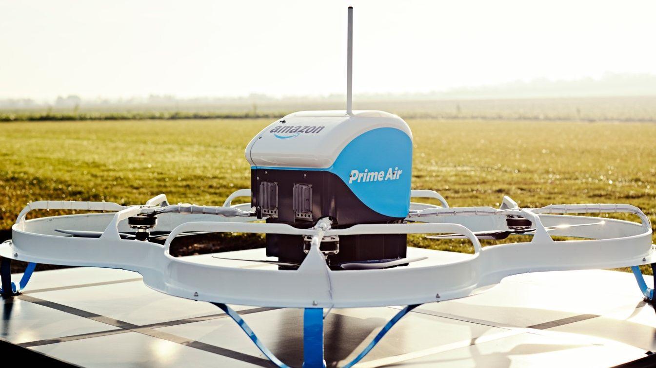 Onlinehandel: 3 unwiderlegbare Argumente, warum Amazon großflächig Drohnen einsetzen wird