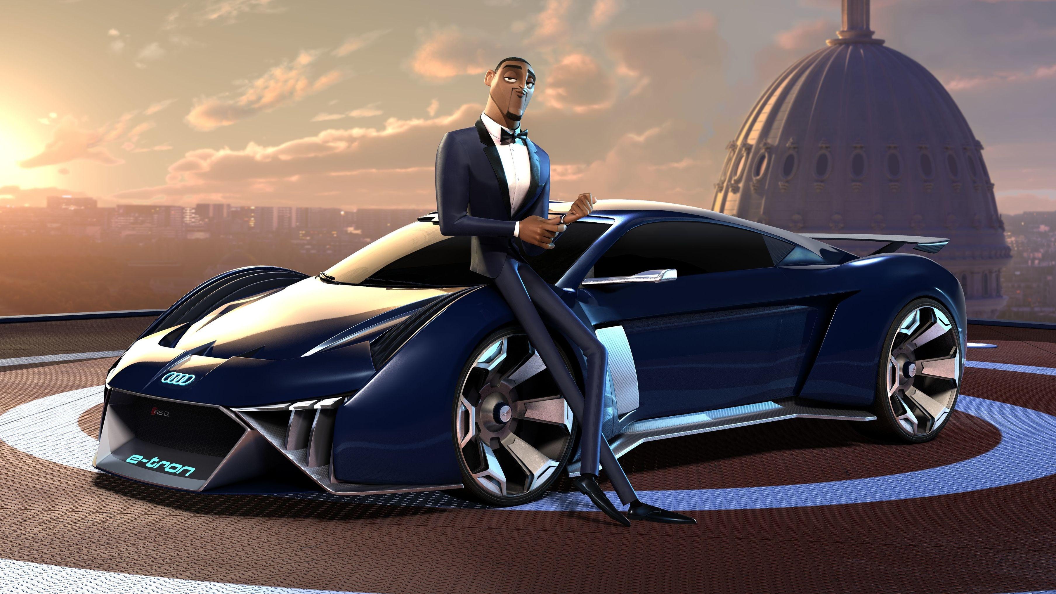 Product Placement: Wie Audi Spider-Man elektrisiert