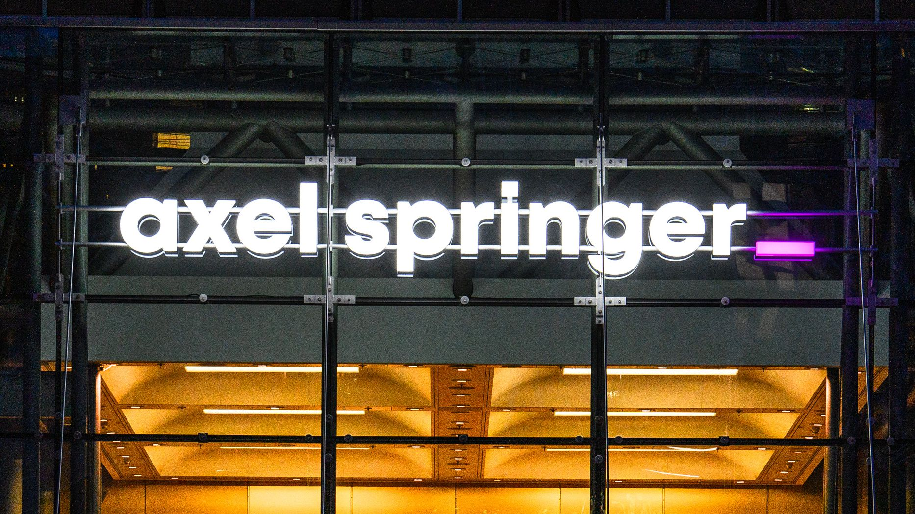 Finanzinvestor: KKR macht Zukunft von Axel Springers Welt von Ertragslage abhängig