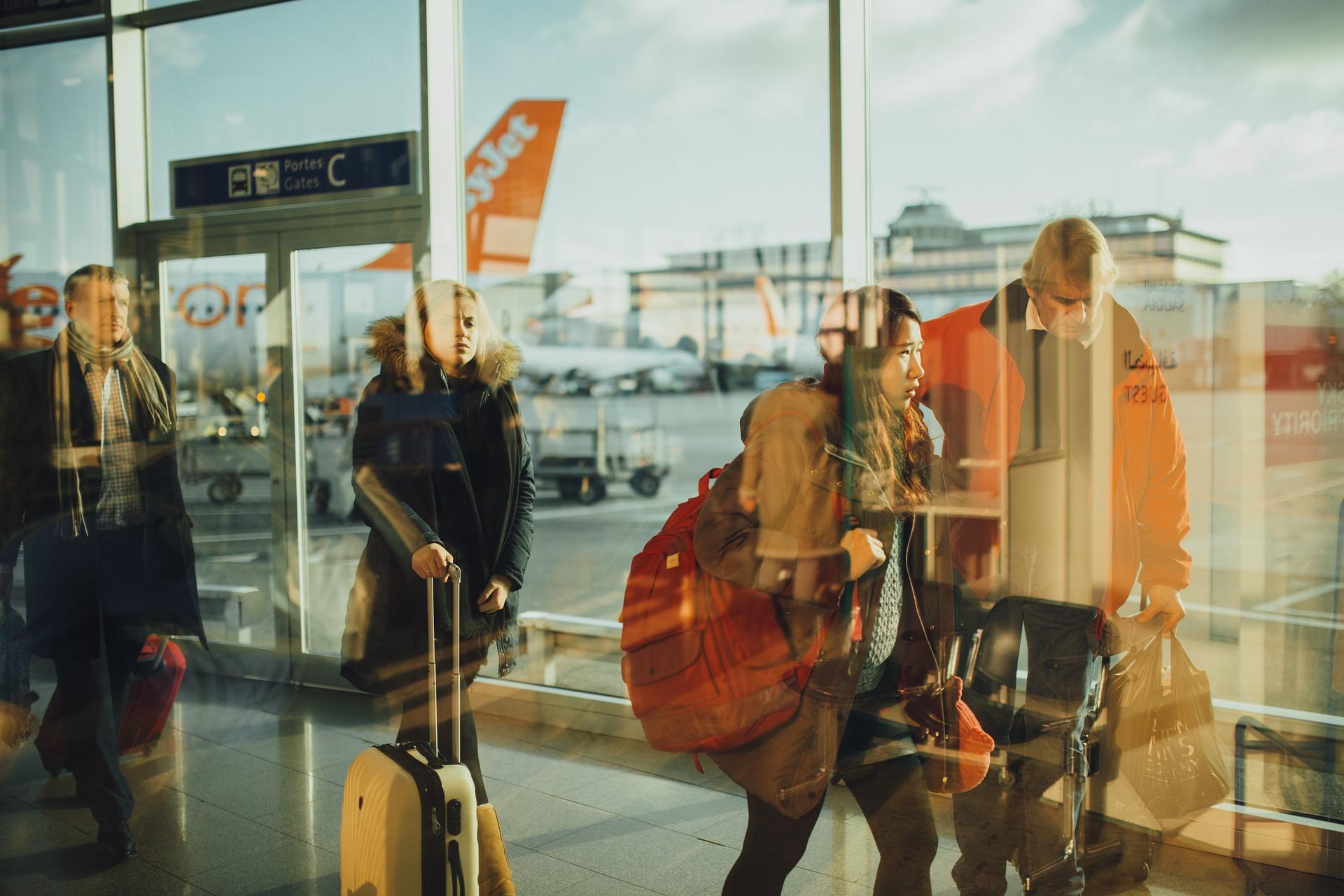 Digital Airport Walk: Media Frankfurt testet Wirkung von Flughafenwerbung