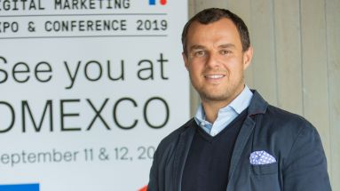 Dominik Matyka ist Chief Advisor der Dmexco