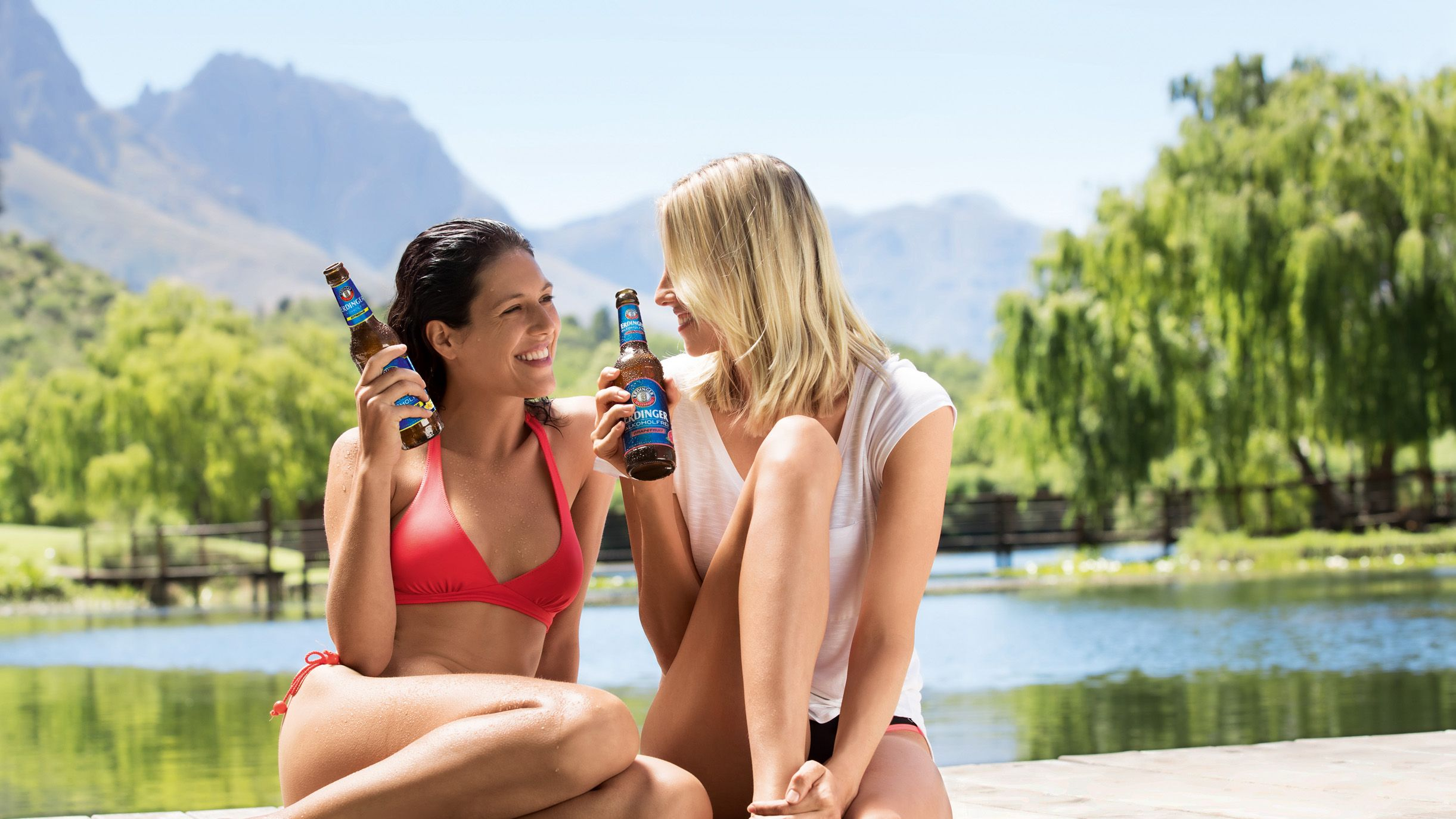 Die beliebtesten Biermarken: Erdinger kommt im Social Web am besten weg, Krombacher am schlechtesten