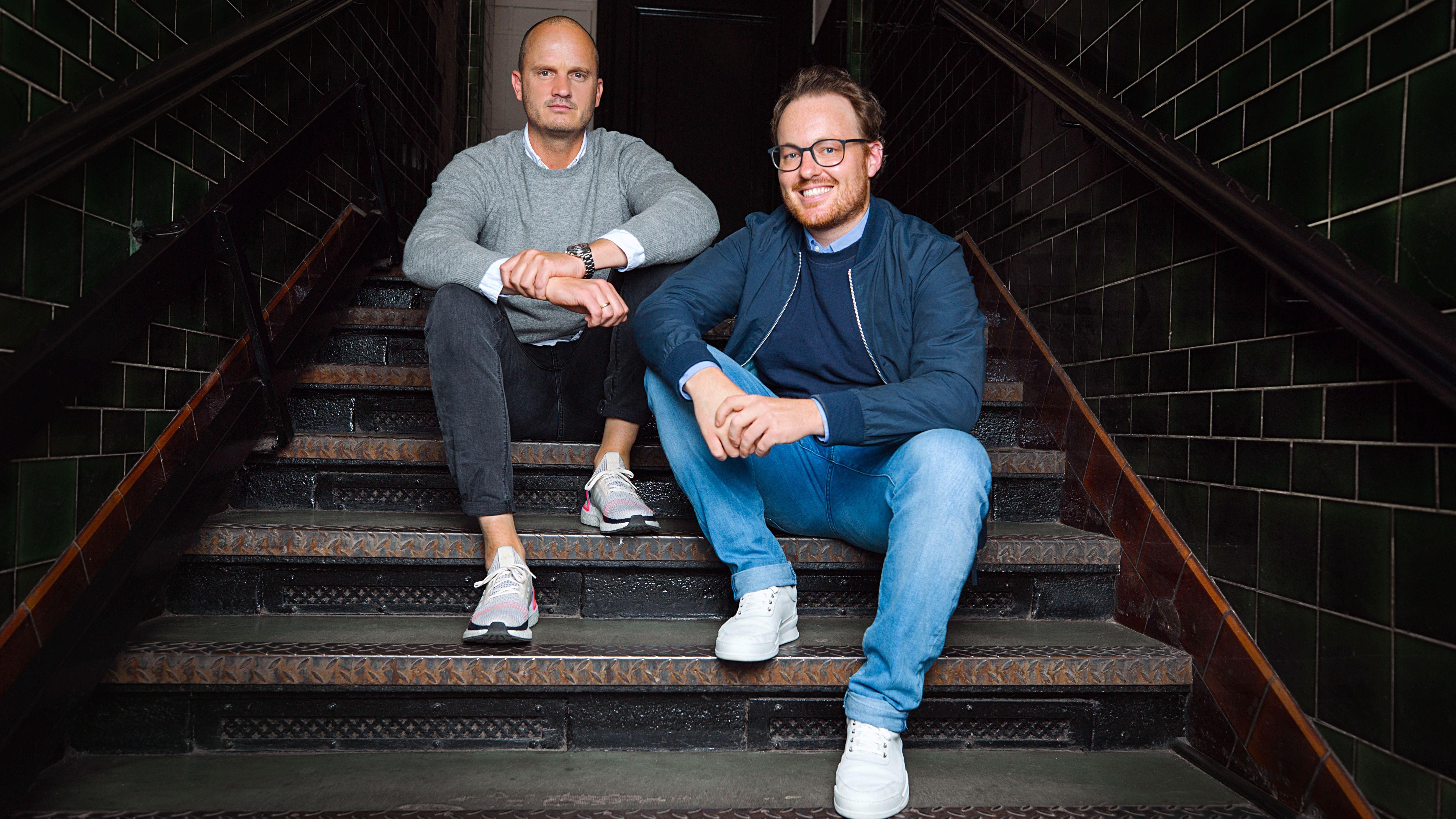 GWA Jung von MattSPORTS und adidas Originals setzen eine