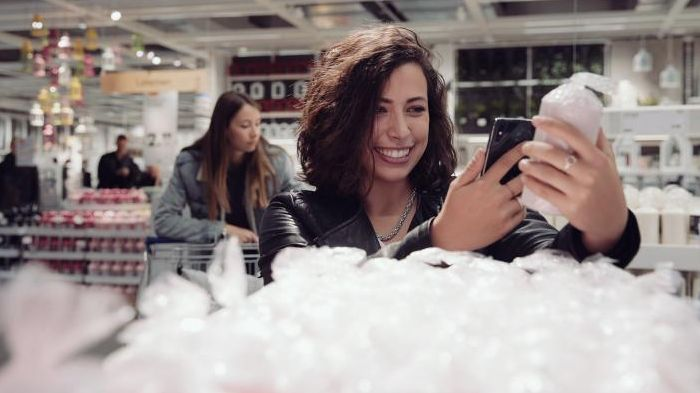 Test in Frankfurt: Ikea-Kunden sollen Einkäufe per Smartphone selbst scannen und bezahlen