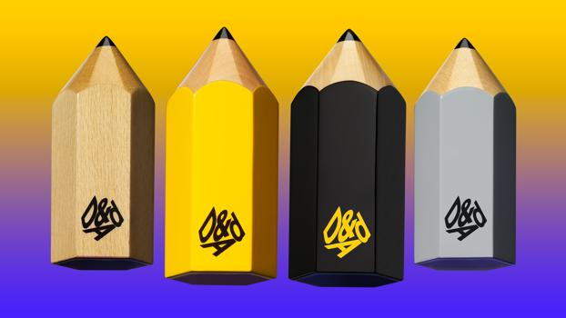 Insgesamt vier Yellow Pencils konnten die deutschen Teilnehmer bei den D&AD Awards absahnen