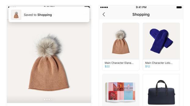 Social Shopping: Wie KI das Einkaufen bei Instagram, Pinterest, Snapchat und Facebook erleichtert