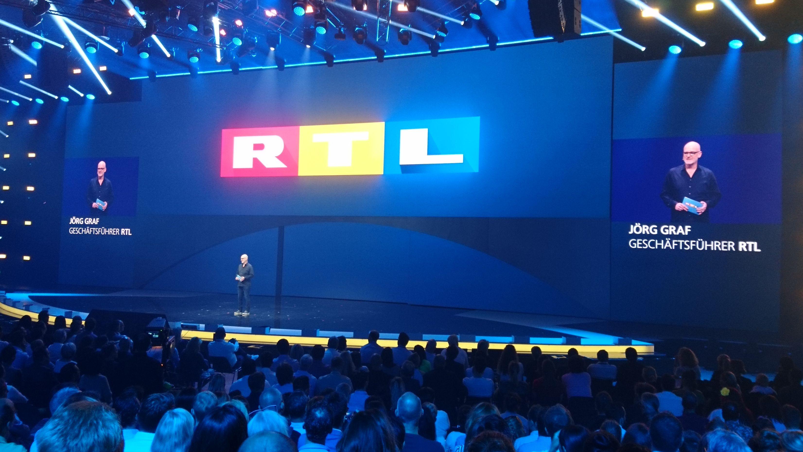 Screenforce Days: RTL verfilmt die Hitler-Tagebücher als Serie und setzt auf Live-Events