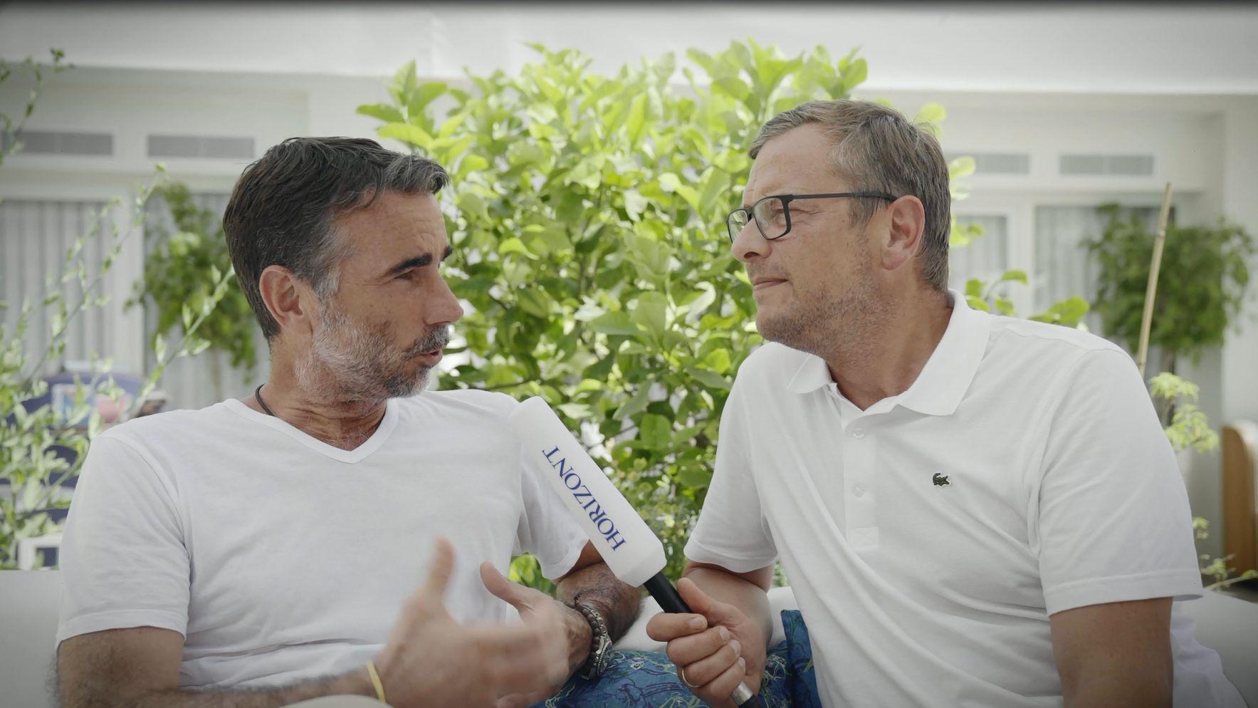 Mit Kaminski in Cannes: Warum Cannes für Lufthansa-Marketer Alexander Schlaubitz immer eine Reise wert ist