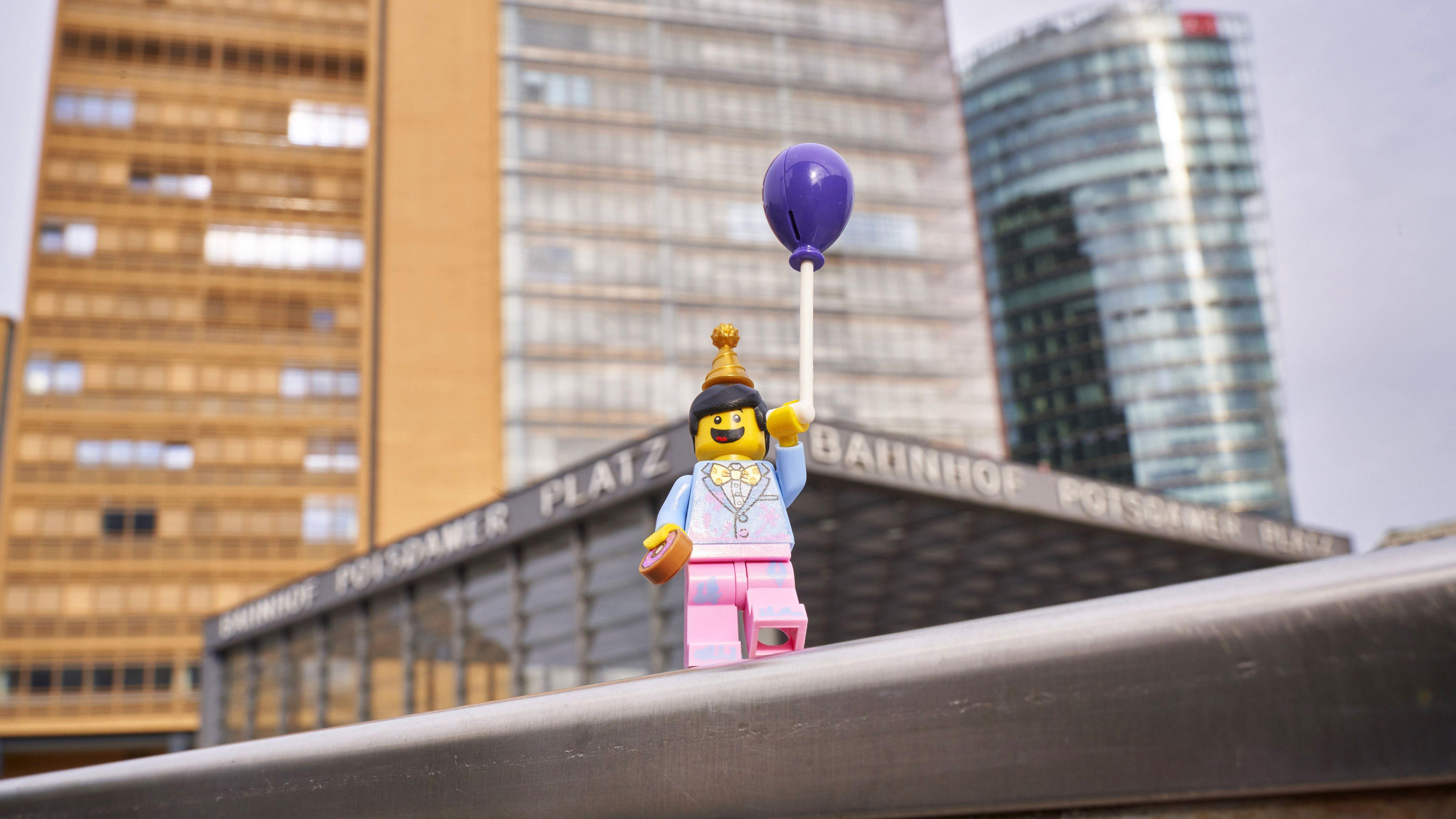Markenranking: Lego bleibt die beliebteste Marke der Deutschen