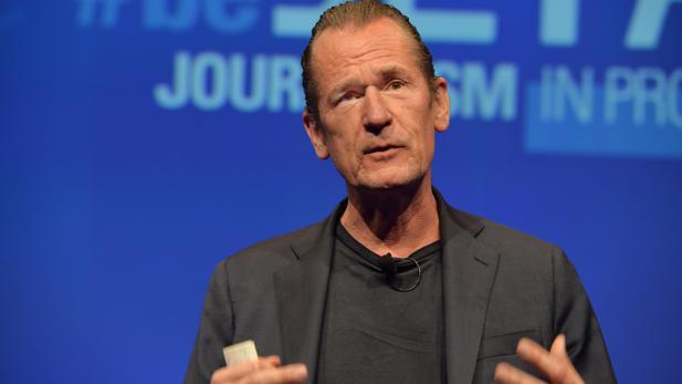 Springer-Vorstandschef Mathias Döpfner