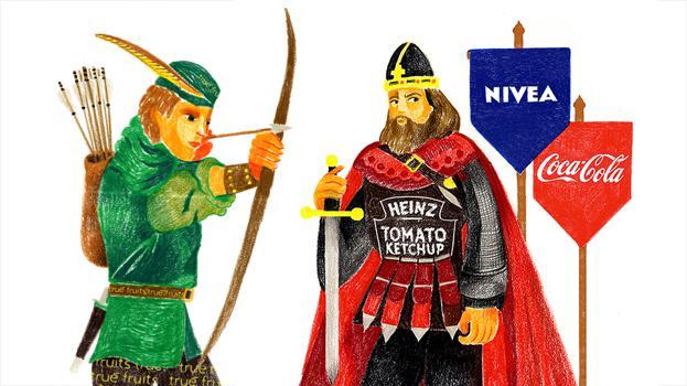Robin Hood als Benchmark: Was Sagen über Marken sagen