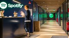 Spotify Office Empfang Stockholm
