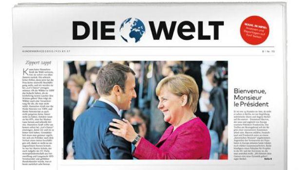 Mail an die Mitarbeiter: Axel Springer hält an der täglich gedruckten Welt fest – trotz Defiziten