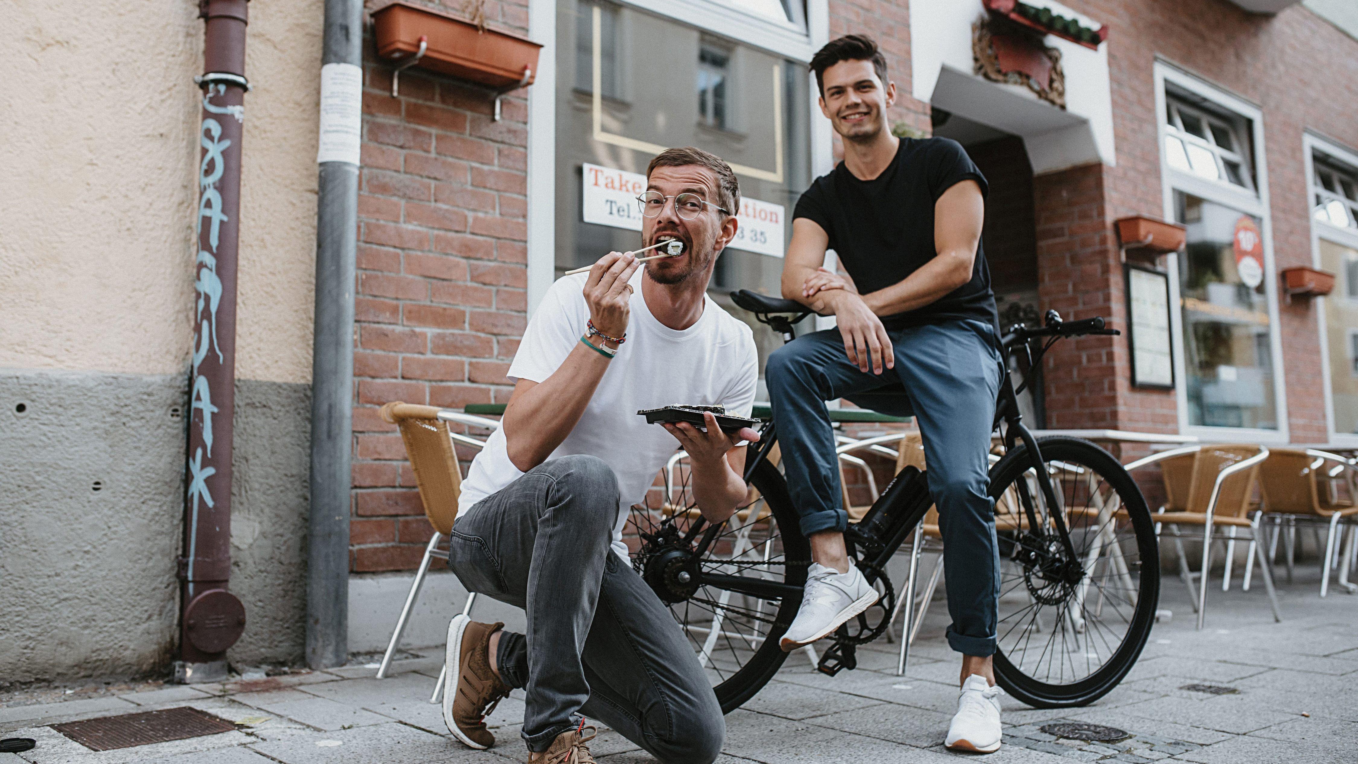 Start-up: Joko Winterscheidt gründet E-Bike-Start-up