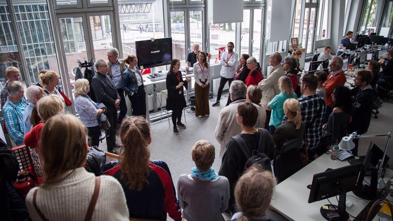 """2. """"Tag des Journalismus"""": Gruner + Jahr öffnet den Nannen Preis erstmals für das Publikum"""