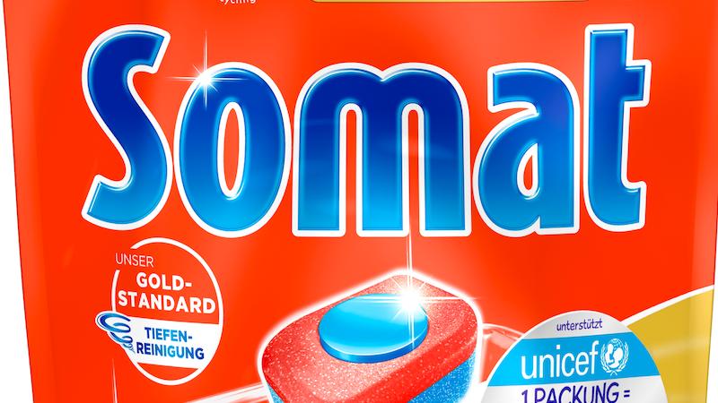 Cause Marketing : Henkel schließt Unicef-Partnerschaft für Pril und Somat