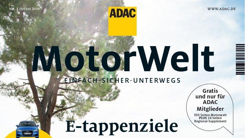 Automobilclub: ADAC stellt neue Mitgliederzeitschrift vor