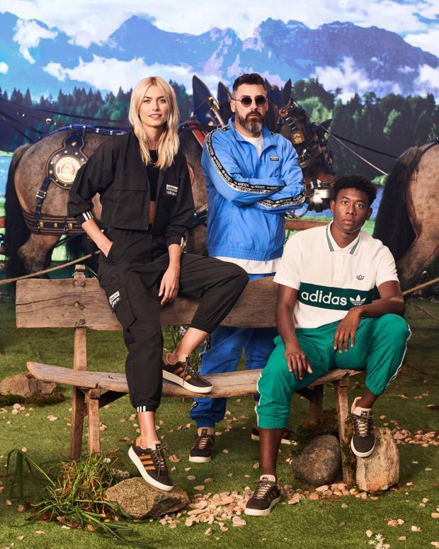 Oktoberfest 2019: Adidas Originals launcht zwei neue Wiesn