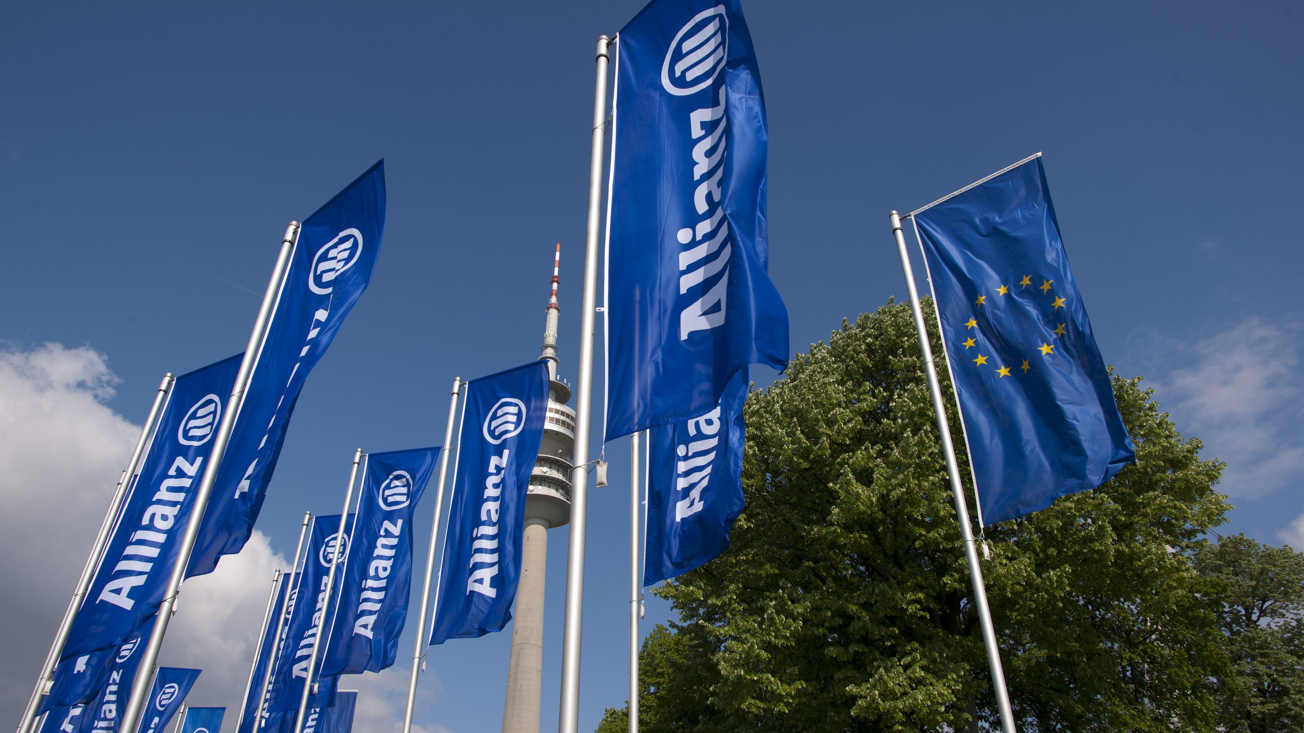 Cloud-Geschäft: Allianz wird Softwareanbieter und schließt Bündnis mit Microsoft
