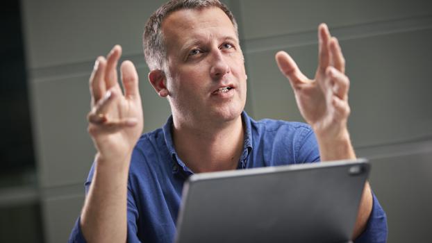 Vermarktung: Wie Carsten Schwecke Media Impact zum Schnellboot umbaut
