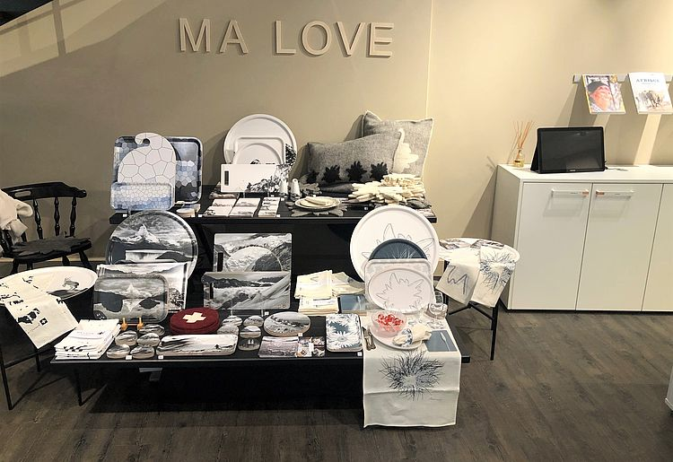 Next-Travel: KUONI-Filiale Lausanne mit Pop-up Store MA LOVE