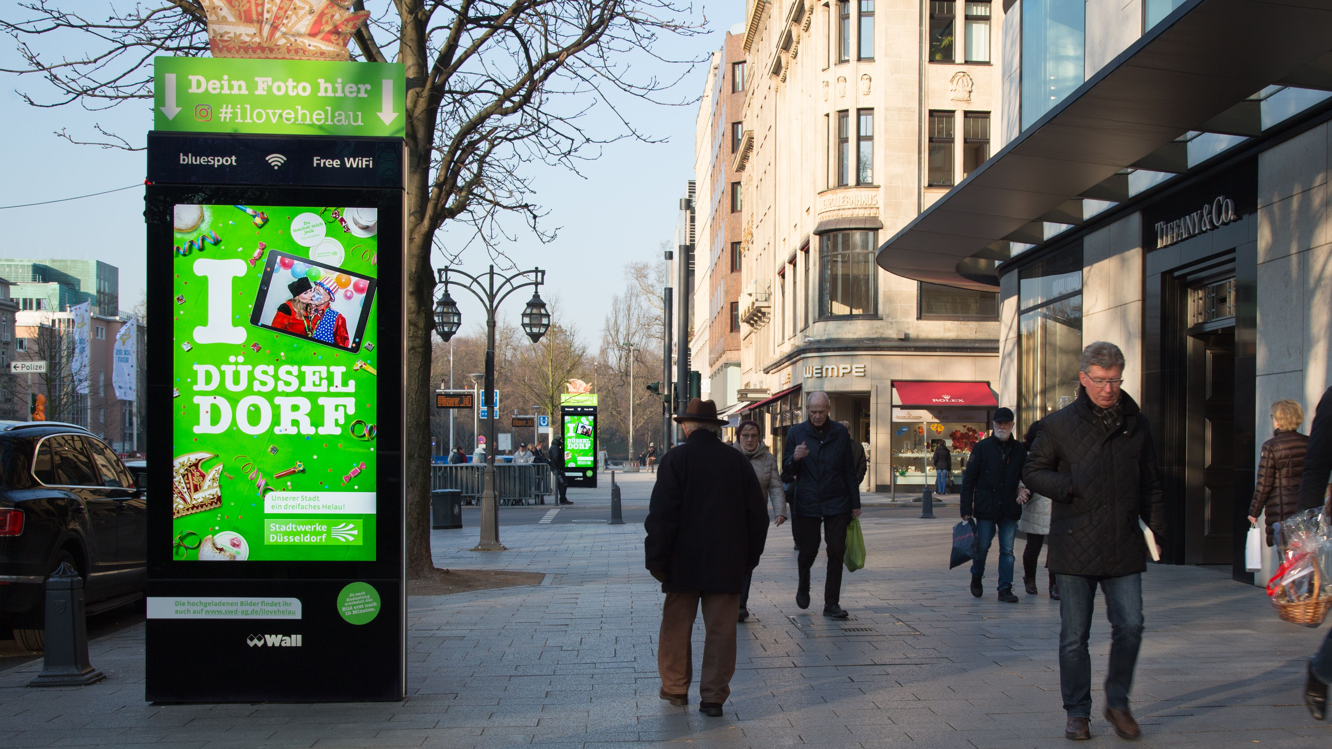WallDecaux will Out-of-Home individueller austeuerbar machen