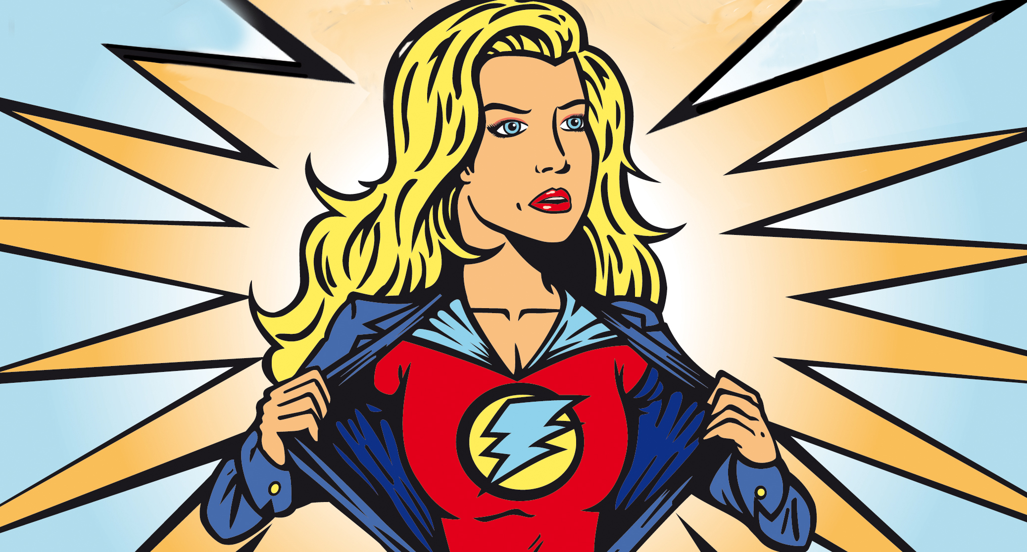 Superfrauen werden noch lange nicht super gefördert
