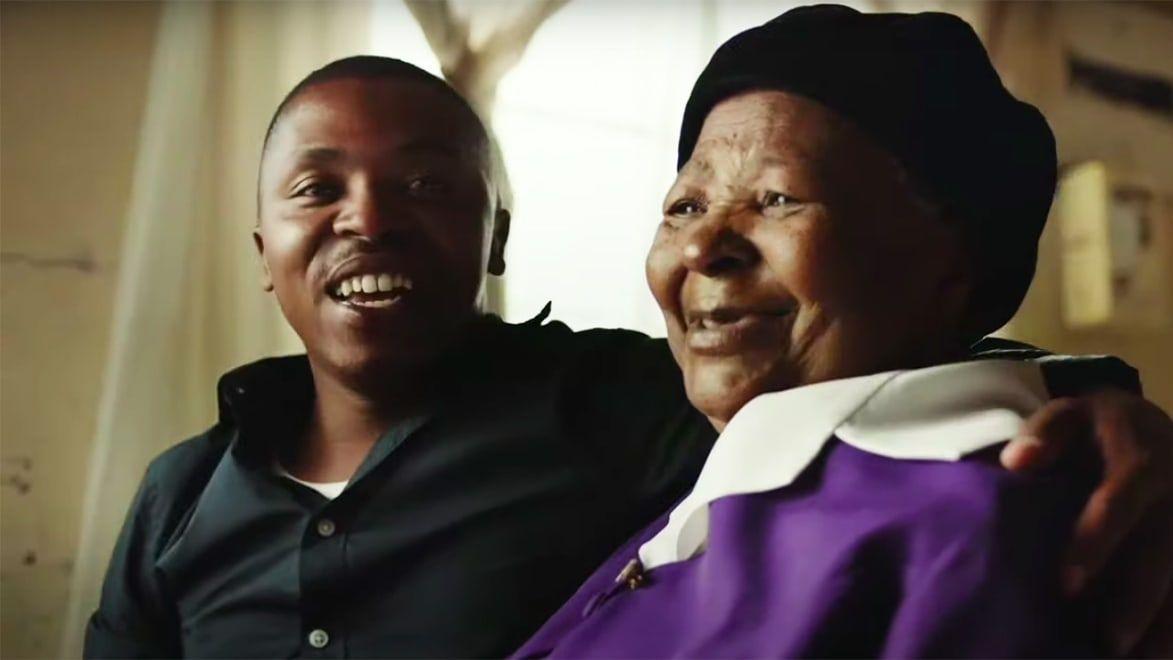 """Nach """"The Best Men Can Be"""": Gillette und die bewegende Oma-Enkel-Geschichte aus Südafrika"""