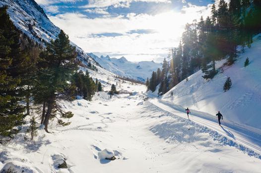 Graubünden Ferien - Aktion Firmen laufen lang