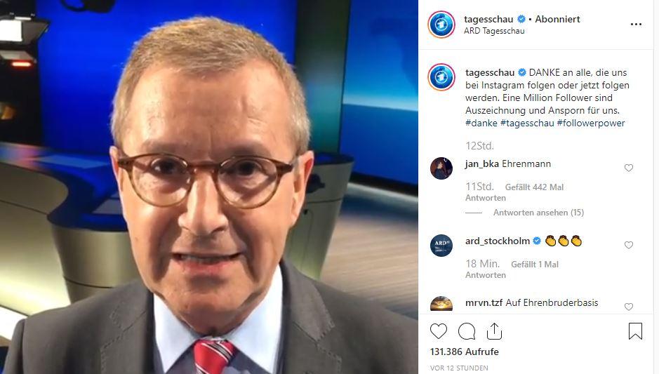 Influencer Jan Hofer: Tagesschau-Sprecher gibt alles auf Instagram
