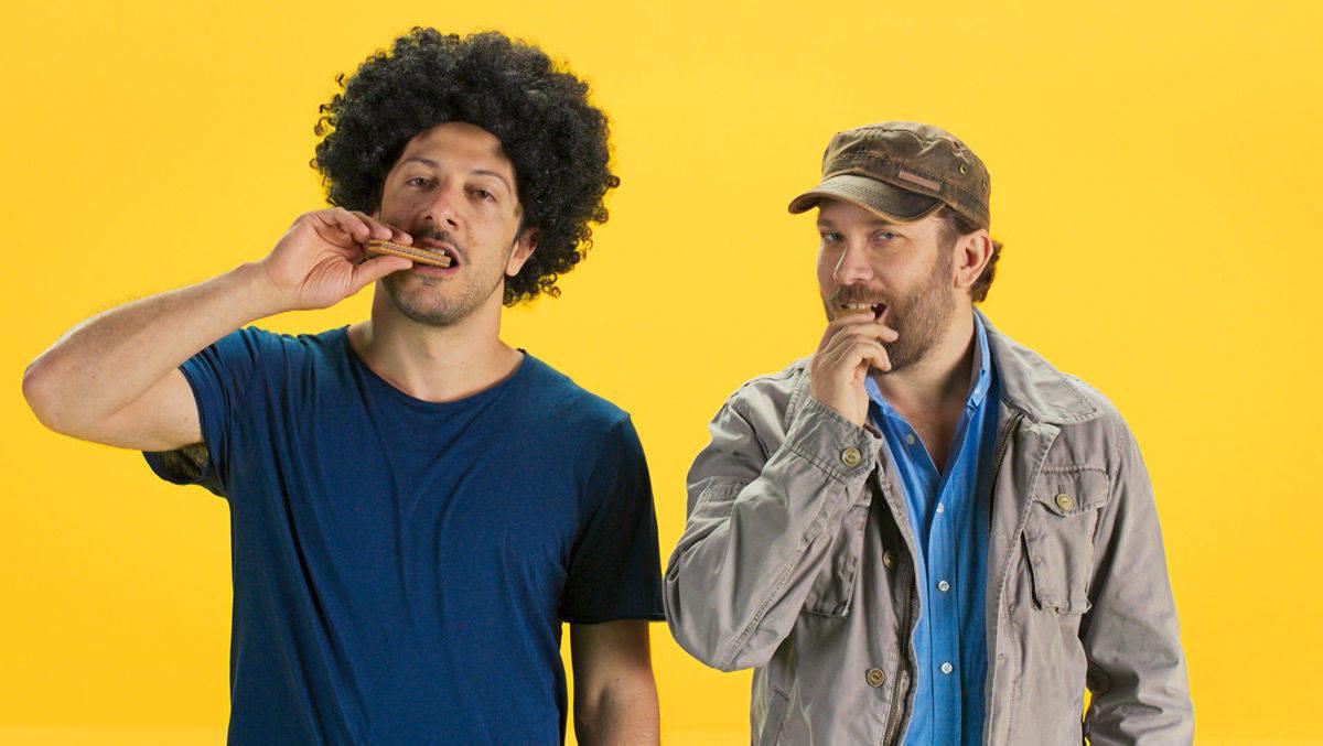 """""""Jerks"""": Mit diesem Remake erinnern Fahri Yardim und Christian Ulmen an einen alten Pick-up-Spot"""