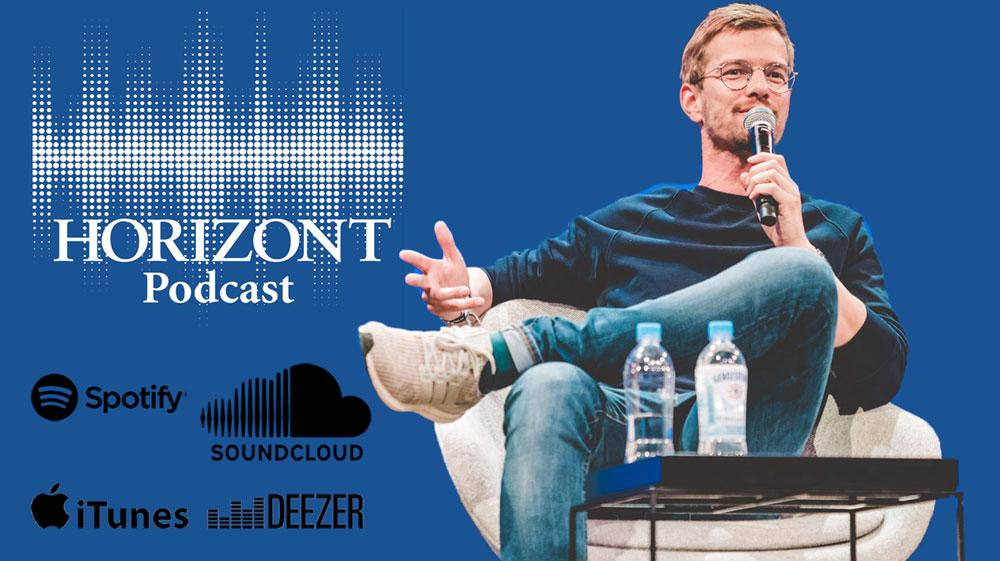 """Joko Winterscheidt: """"Marken, die in Podcasts werben, müssen Ironie ertragen können"""""""