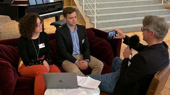 Konferenz Digitale Schweiz 2019 - Die Jugendperspektive