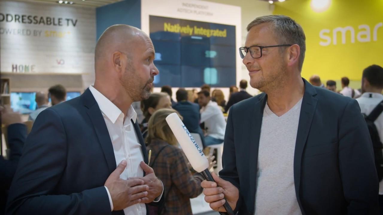 Mit Kaminski bei der Dmexco: Adressable TV für Dummies