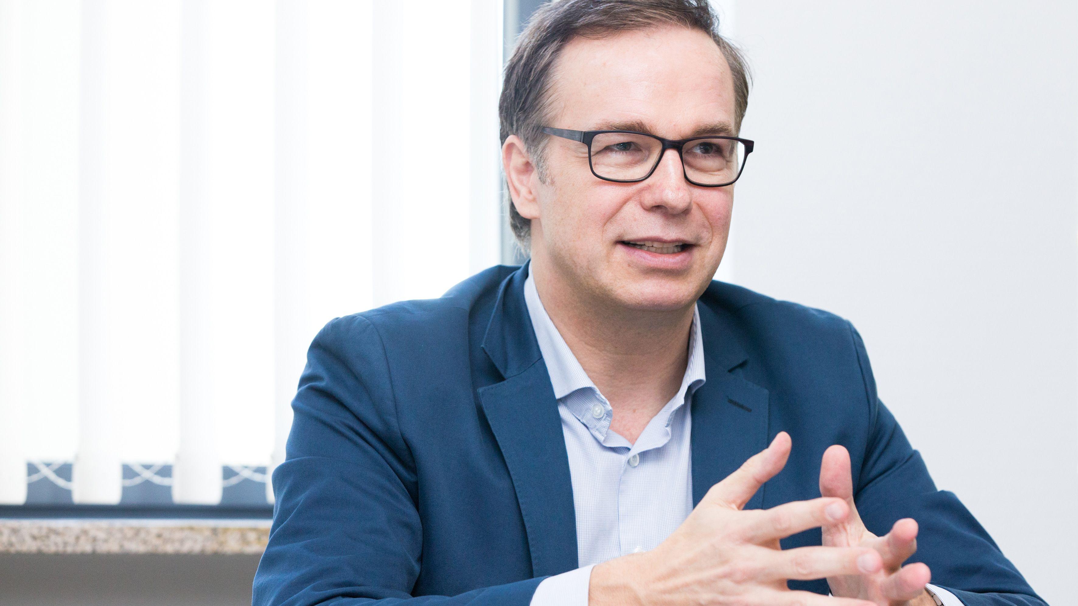 Axel Springer: Wie Upday-CEO Peter Würtenberger mit der Zweitmarke Earli für Furore sorgen will