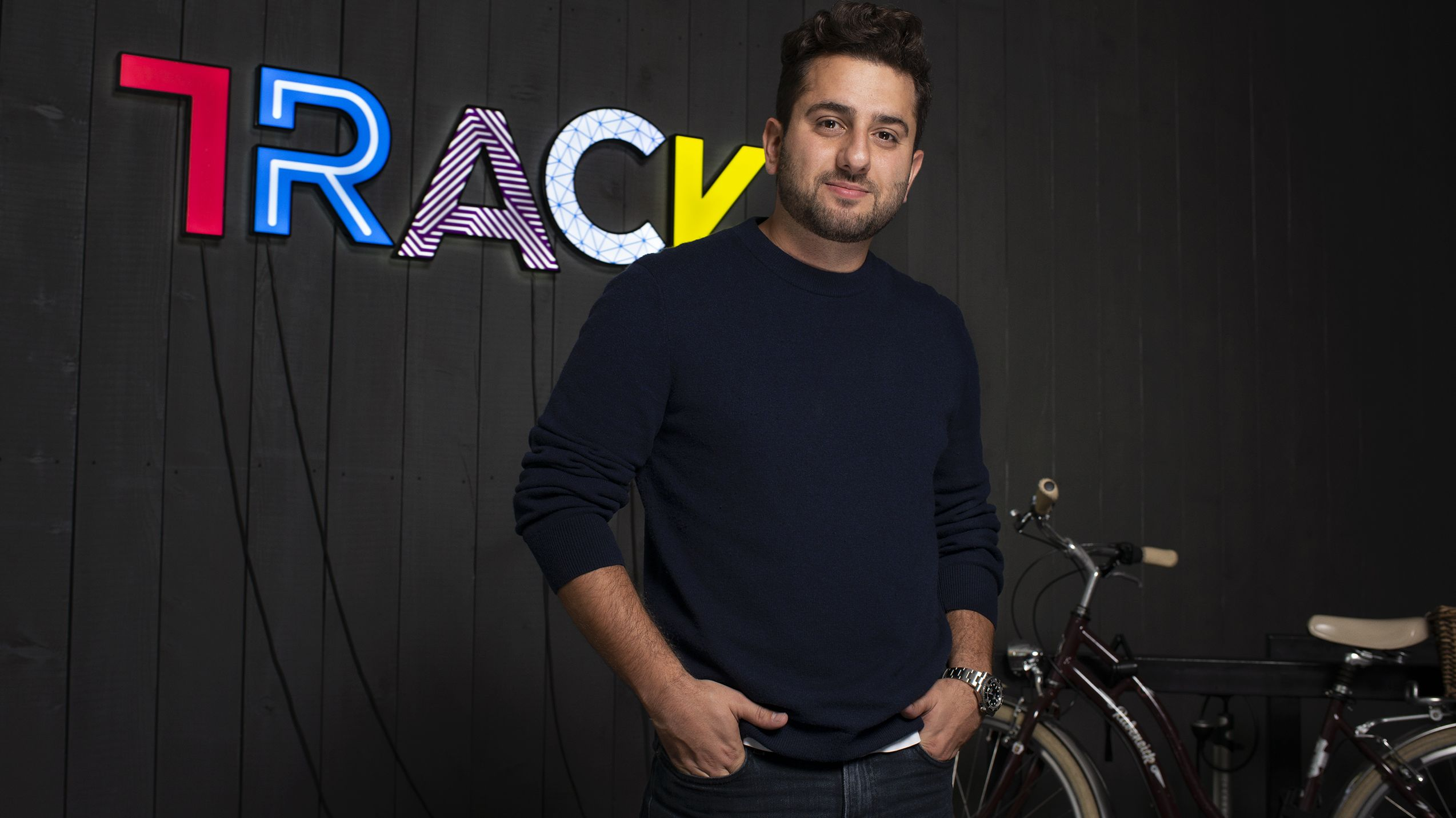 Reza Ramezani, Chief Creative Officer CRM & Data bei Track