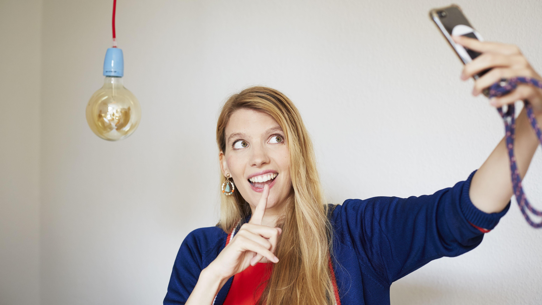 """Social-Reporterin Lisa Altmeier: """"Ich liebe Internet-Kommentare!"""""""