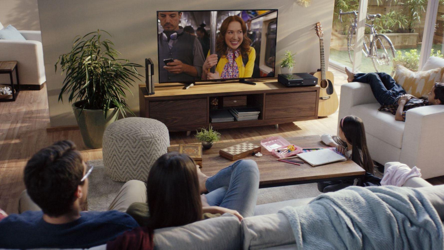 Unterbrich mich nicht!: Wie eine Fernsehwelt ohne klassische Werbung aussieht
