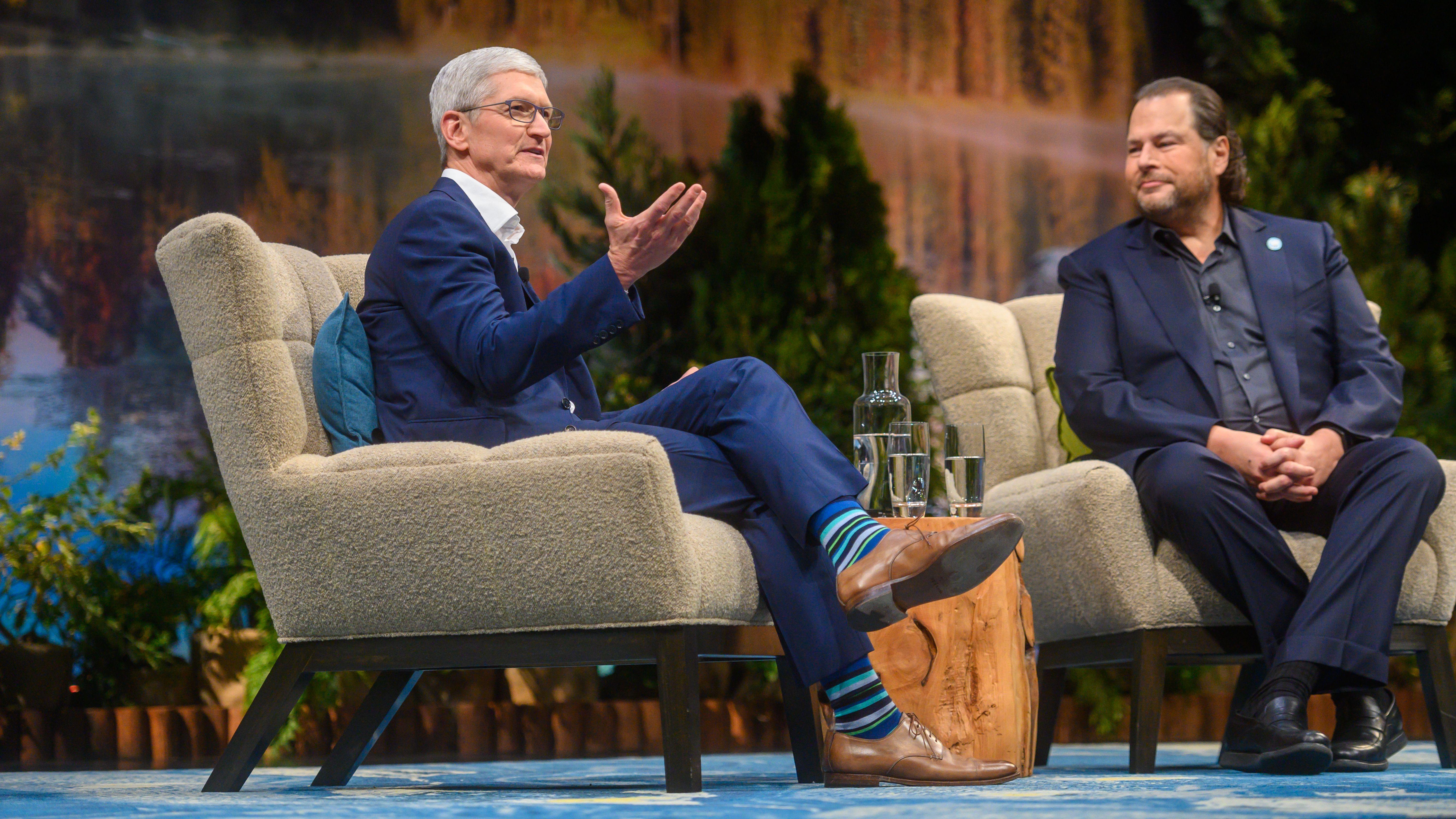 Dreamforce: Apple und Salesforce wollen mit neuen Apps Firmenkunden für sich gewinnen