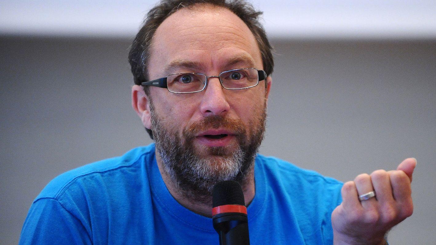 """""""Bye, Facebook"""": Wikipedia-Gründer will soziales Netzwerk aufbauen"""