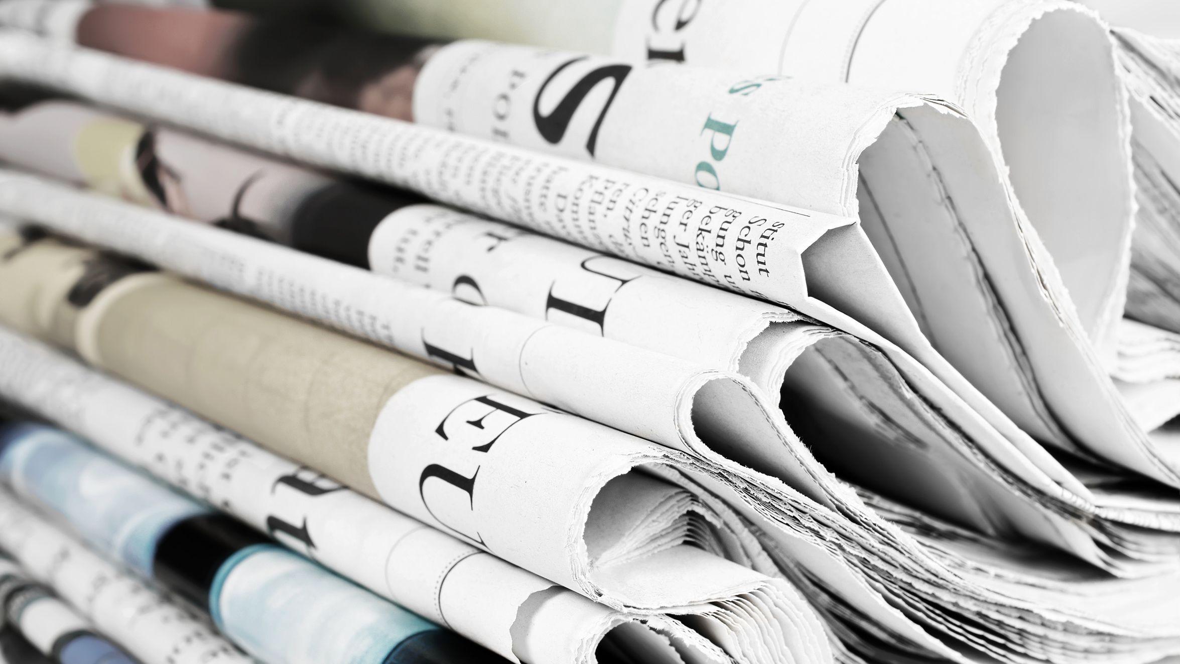 Antrag beschlossen: Zeitungsverlage bekommen 40 Millionen Euro für die Zustellung