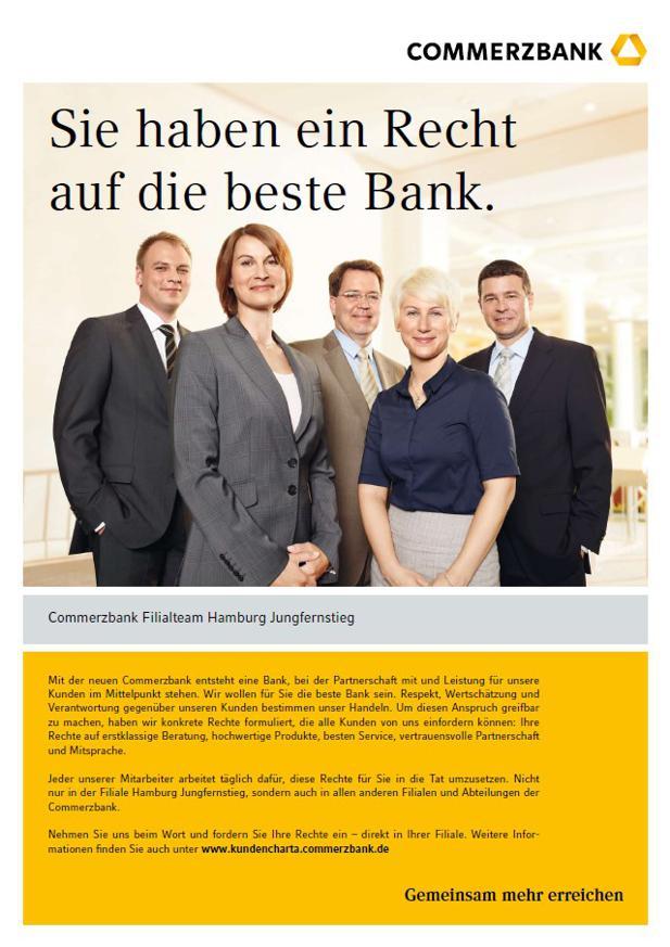 Commerzbank Startseite Privat Und Geschäftskunden
