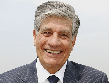 Blickt positiv in die Zukunft: Publicis-CEO Maurice Lévy